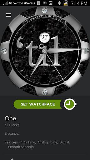 'til One for WatchMaker