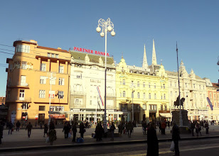 Photo: This is part of the town square.