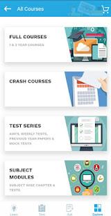 App Aakash iTutor Learning App - NEET/JEE & Class 8-10 APK for Windows Phone