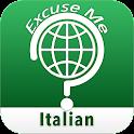 Excuse Me Italian icon