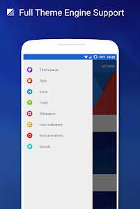 Flux White - CM12.1 Theme v2.0.2