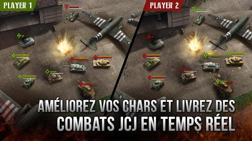Code Triche Armor Age: Tank Wars u2014 WW2 Platoon Battle Tactics APK MOD screenshots 3