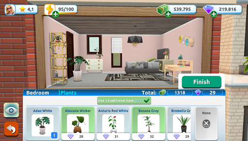 Holly's Home Design: Renovation Dreams filehippodl screenshot 15