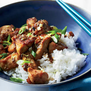 Lemony Chicken Stir-Fry.