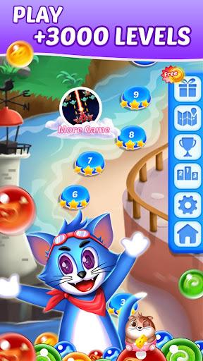 Tomcat Pop: New Bubble Shooter screenshots 4