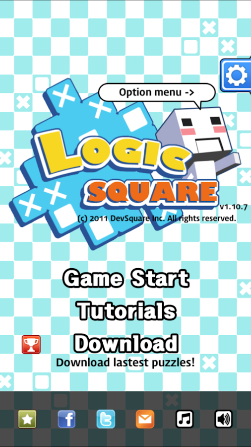 Logic Square - Picross- screenshot