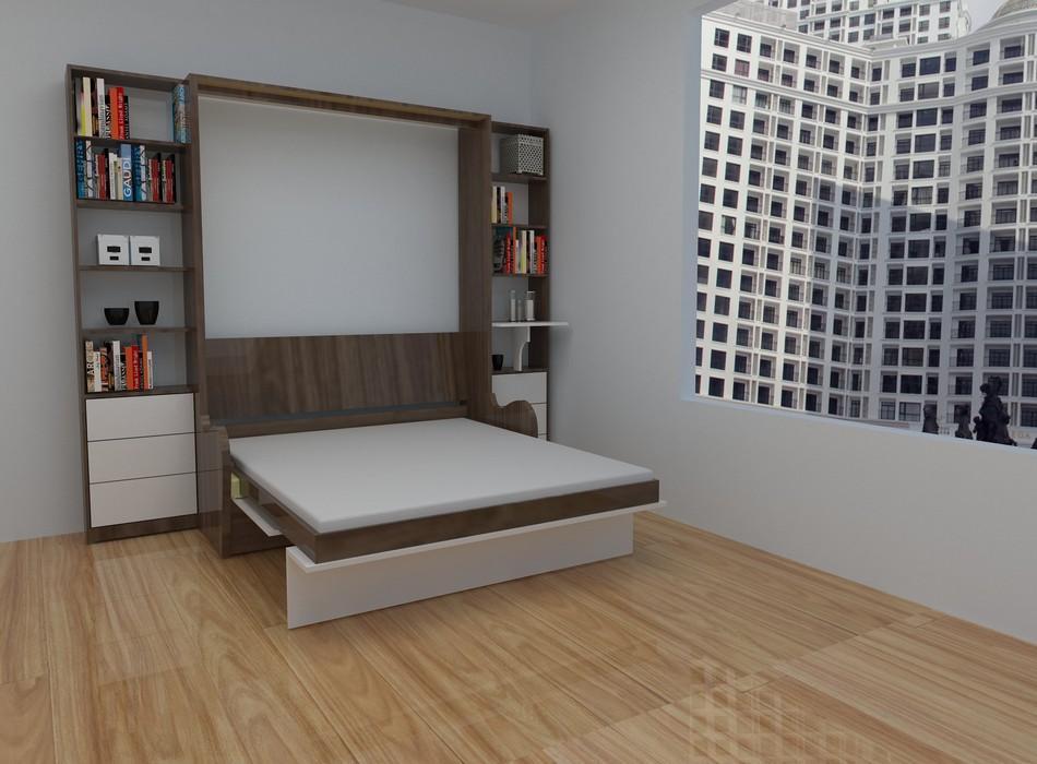 Lý do chọn giường gấp đa năng thông minh mạnh tùng
