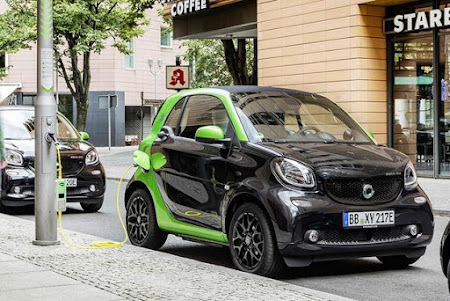 EV's - Smart Electric [22.602€] [WLTP 90-160km NEDC]