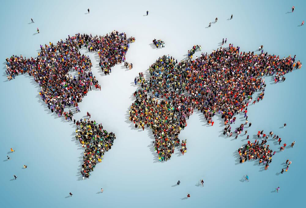 Kết quả hình ảnh cho gia tăng dân số