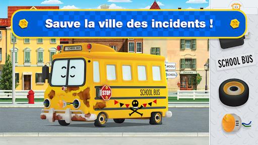 Télécharger Robocar Poli Jeux pour Enfant・Kids Games for Boys APK MOD (Astuce) screenshots 2