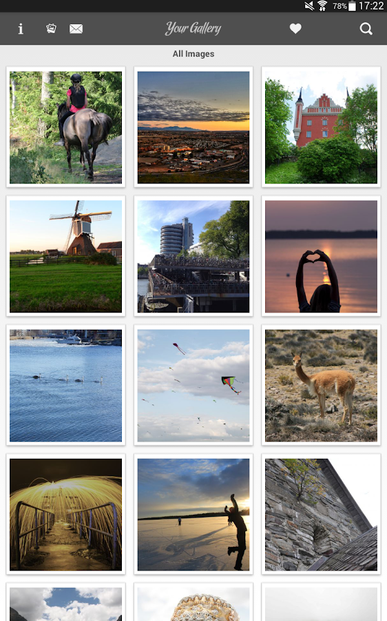 Your Gallery – Free Photos- screenshot