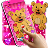 teddy bear live wallpaper APK