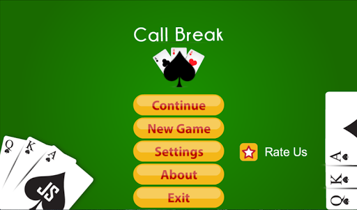 Call Break++  gameplay | by HackJr.Pw 9