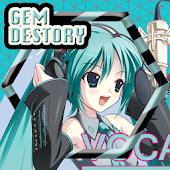 A Gem Destroy Saga Diamond