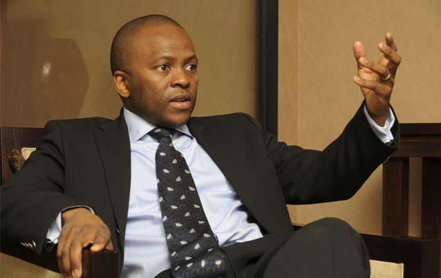 Black Business Council president Sandile Zungu. Picture: FINANCIAL MAIL