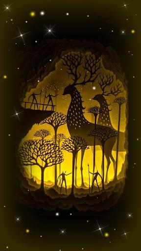 玩免費漫畫APP|下載만화 황금 귀여운 사슴 테마 app不用錢|硬是要APP