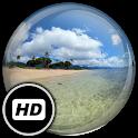 Panorama Wallpaper: Beach icon