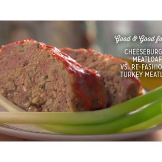 Re-Fashioned Turkey Meatloaf