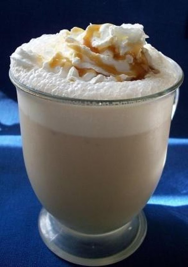 Creamy Iced Vanilla Caramel Coffee Recipe