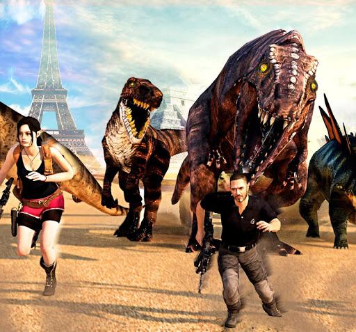 Dino Hunter Sniper 3d: Dinosaur Free FPS Shooting apkdebit screenshots 8