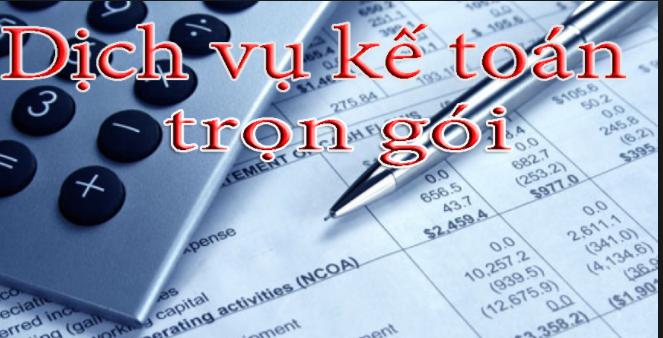 Dịch vụ kế toán trọn gói chuyên nghiệp đang được nhiều doanh nghiệp lựa chọn
