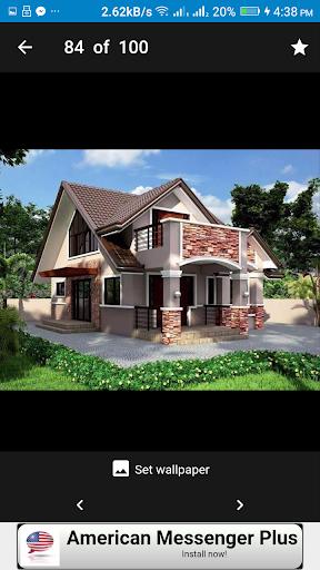 玩免費遊戲APP|下載Beautiful House Wallpaper app不用錢|硬是要APP
