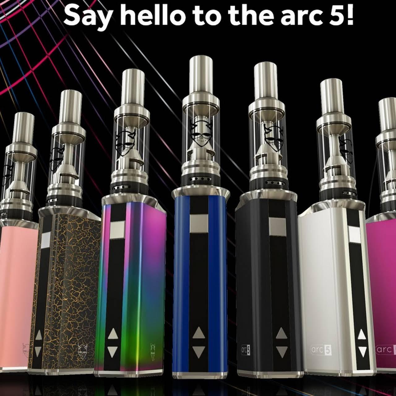 Totally Wicked - E-Cigarette and E-liquid Shop by Cigby's - Premium