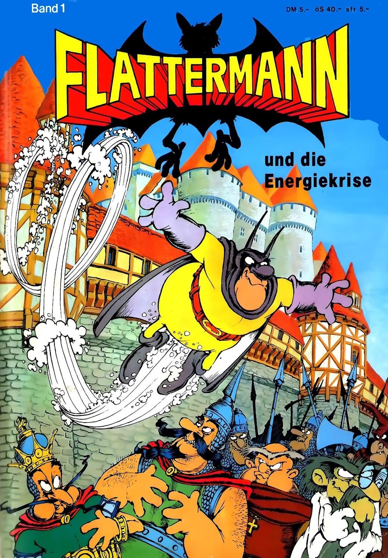 Flattermann (1981) - komplett