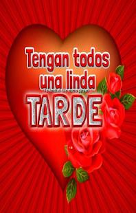Tải Frases de Buenas Tardes Gratis APK