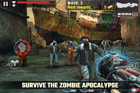 DEAD TARGET: FPS Zombie Apocalypse Survival Games 4.7.1.3 (Mod Money)