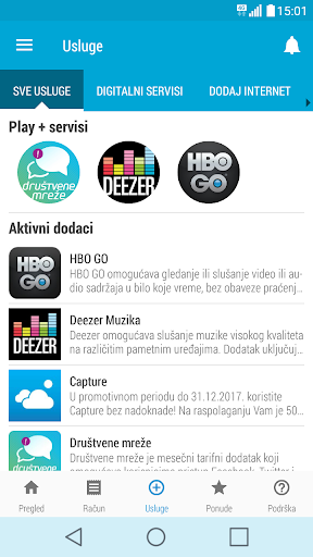 Moj Telenor 1.23.3 screenshots 7