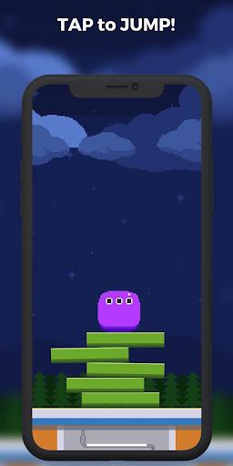 Wobbly Jump  captures d'écran 2