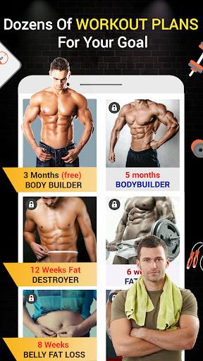 Pro Gym Workout (Gym Workouts & Fitness) 5.4 Screenshots 3
