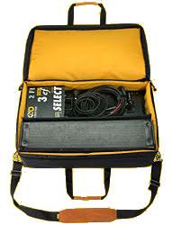 Bag for 2-bank 2-feet + ballast - Flo Box / Kino Flo