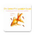 The GoldenFins Goldfish Guide icon