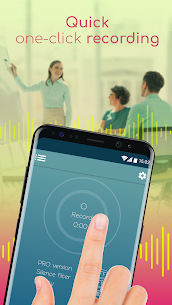Voice Recorder with Caller ID App Download For Android 1