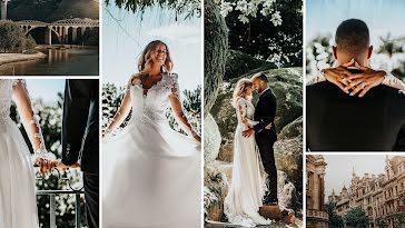 Wedding Ceremony Collage - Wedding template