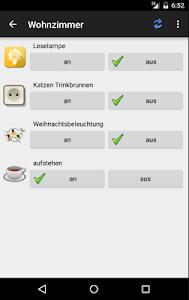 shc SmartHome Control screenshot 10
