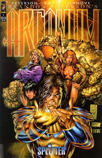 Arcanum (1997)