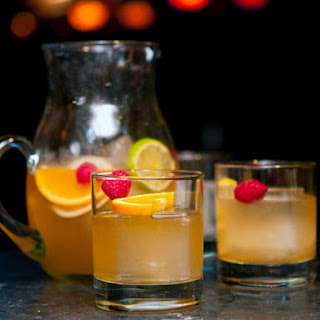Midnight Cowboy's Fish House Punch.