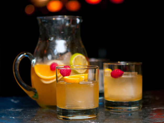 Midnight Cowboy'S Fish House Punch Recipe