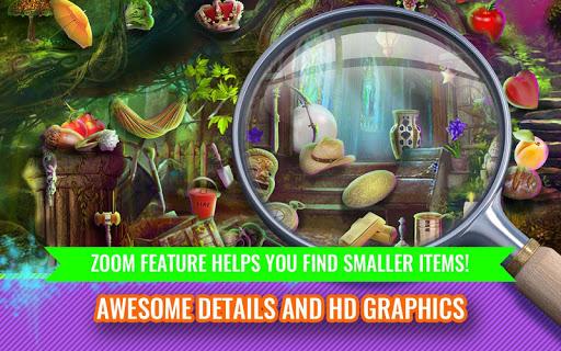 Hidden Objects - Magic Garden 1.0 screenshots 2