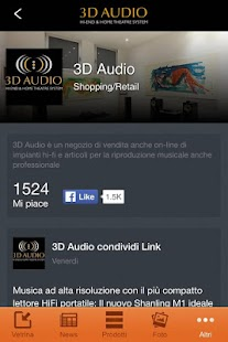 3D Audio- miniatura screenshot