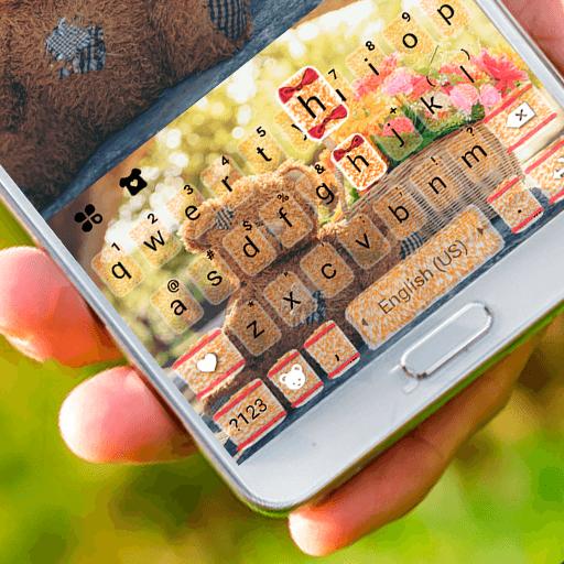 Sweet Bear Keyboard Theme Icon