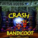 Reruns Crash Bandicoot icon