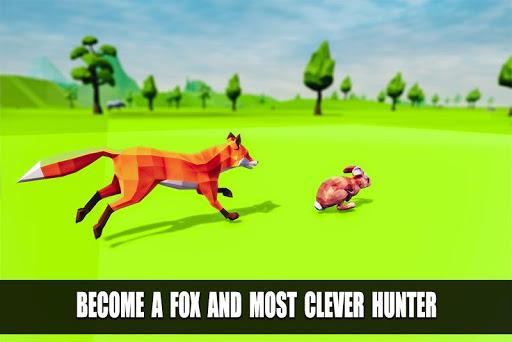 Fox Simulator Fantasy Jungle: Animal Family Games screenshots 2