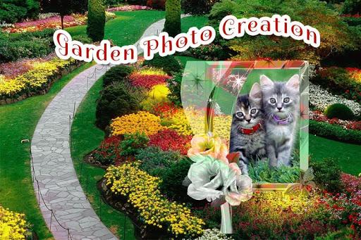 Garden Photo Creation