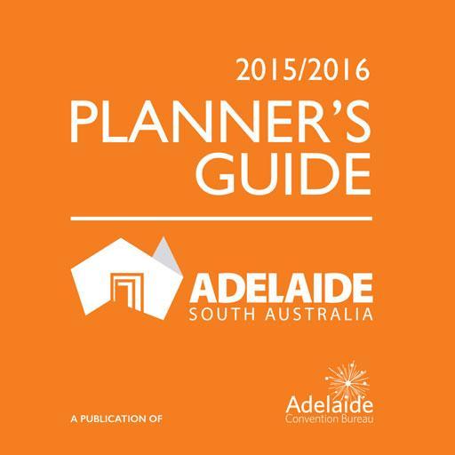 Adelaide Planners Guide 商業 App LOGO-APP試玩