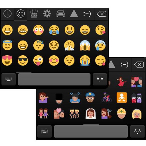Twemoji for Kika Keyboard Icon