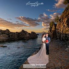 Wedding photographer Luciano Cascelli (Lucio82). Photo of 17.03.2018